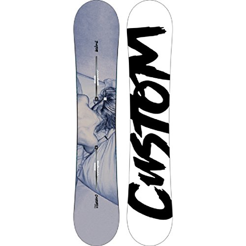 Burton Custom Twin Flying V Snowboard Men's 156 (Burton Custom Twin compare prices)