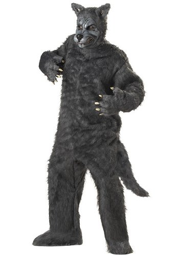 California Costume Bad Wolf Plush Costume