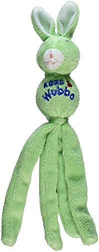 Image KONG Cat Wubba Bunny, Cat Toy (Colors Vary)