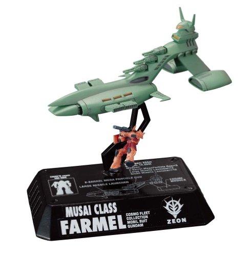 コスモフリートコレクション 機動戦士ガンダムACT1 BOX