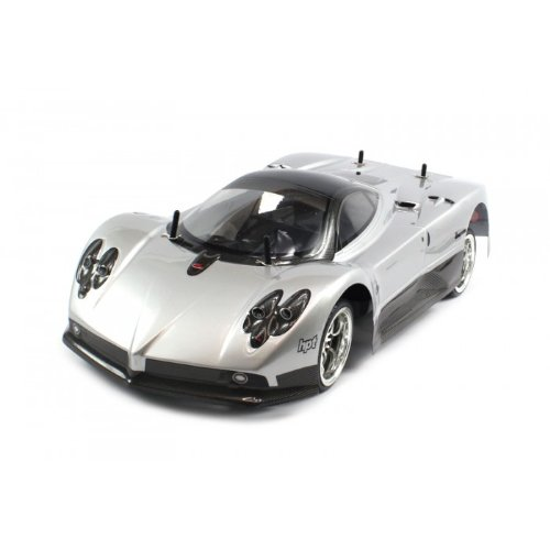 Electric Full Function 1:10 CT Speed Racing Pagani Zonda F 10+MPH RTR RC Car (Colors May Vary)