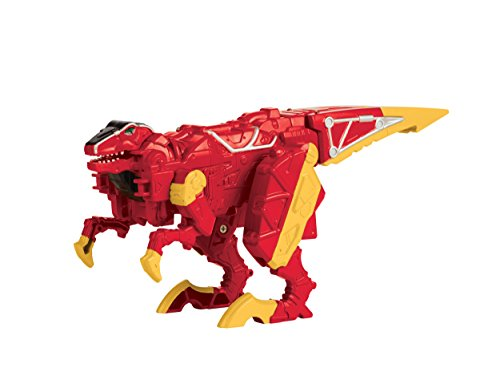 Power Rangers Dino Super Charge - Raptor Zord Action Figure with Charger