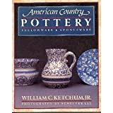 img - for AM COUNTRY POTTERY book / textbook / text book