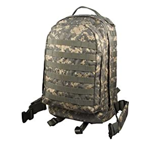 ACU Digital Camouflage MOLLE II 3 Day Assault Pack