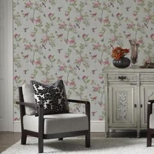 Graham and Brown Chinoiserie Wallpaper - Parchmen by New A-Brend