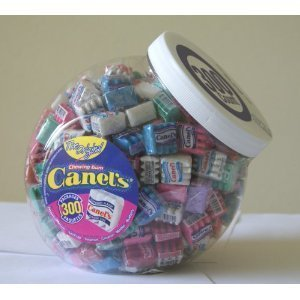 Canel's Chewing Gum [300CT Tub] by Canel