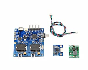 JMT BGC 2.0 Brushless Camera Gimbal AIO Controller Board Russia Firmware w/ Sensor FPV