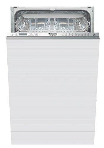 Hotpoint LSTF 9B116 C EU lave-vaisselle - lave-vaisselles (Entièrement intégré, A, A+, Acier inoxydable, boutons, A)