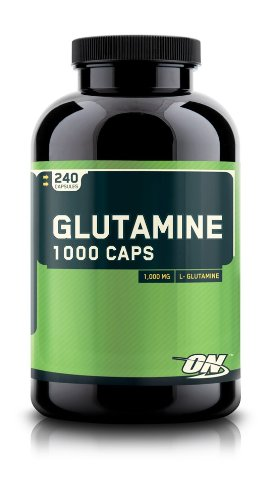 Optimum Nutrition Glutamine 1000mg 60 Caps