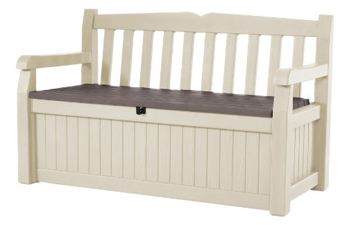 Keter Eden Bench Box