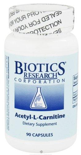Biotics Research Acetyl-L-Carnitine 90 Capsules