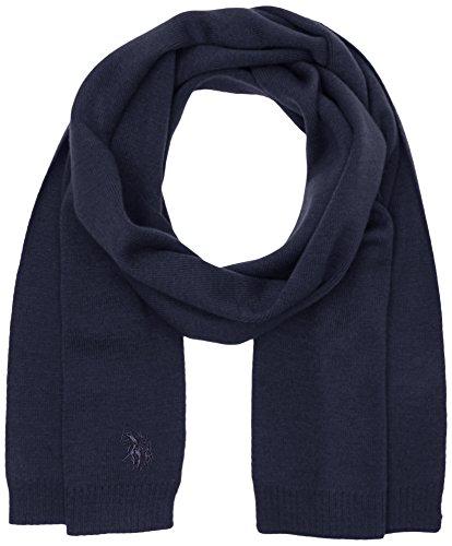 uspolo-assn-uspa-plain-scarf-sciarpa-uomo-navy-taglia-unica