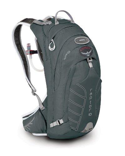 Osprey Raptor 10 Daypack, Silt Gray, Medium/Large