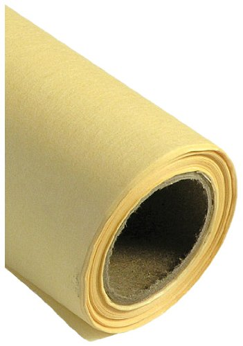 Bee Paper Canary Sketch and Trace Roll, 12-Inch by 50-Yards