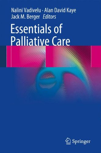 Essentials Of Palliative Care