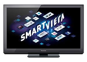 Panasonic Smart VIERA TX-P42ST30B 42-inch Full HD 1080p 3D 600Hz Internet-Ready Plasma TV with Freeview HD