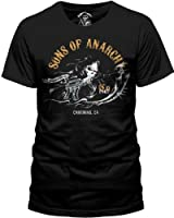 Sons of Anarchy - T-shirt Homme - SONS OF ANARCHY - CHARMING