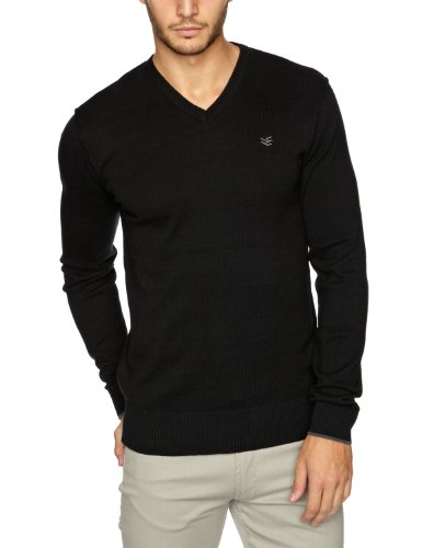 Gio Goi Kargo Men's Jumper Black Medium