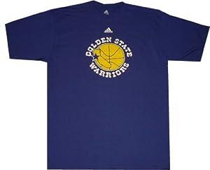 Golden State Warriors Throwback Hardwood Classics Adidas 1989 Shirt by adidas