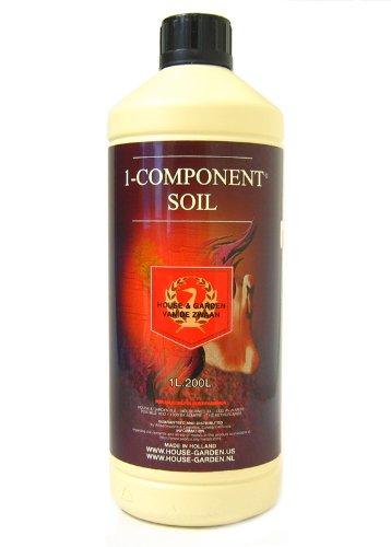 1-Component Soil Nutrient - 1 liter1-Component Soil Nutrient - 1 liter