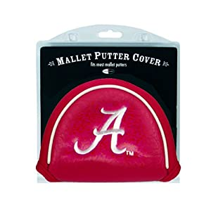 Alabama Crimson Tide Mallet Putter Cover from Team Golf