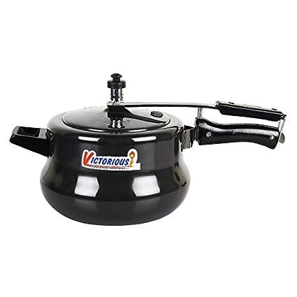 Sess Victorious Aluminium 5 L Pressure Cooker (Inner Lid)