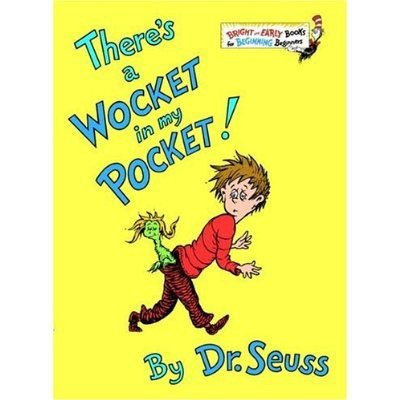 There's Wocket in my Pocket!