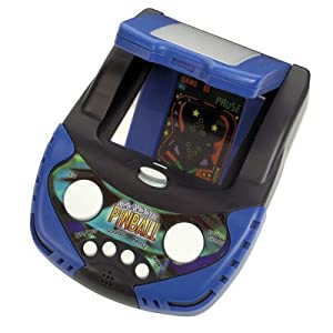 Classic Pinball Pop Up Handheld Electronic Game