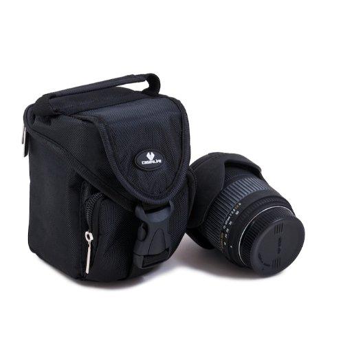 Case4Life Reflex moyen objectif Housse de protection pour Sigma 18-250mm, 70-300mm APO Macro, 105 mm f/2.8 - garantie à vie
