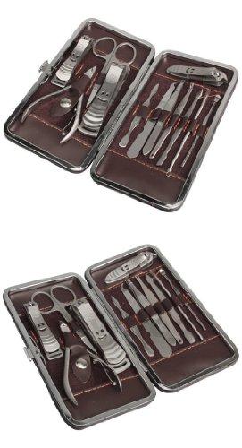 Vanskap 12 Piece Nail Care Personal Manicure