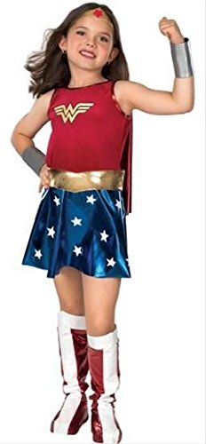 Deluxe Wonder Woman Costume - Medium