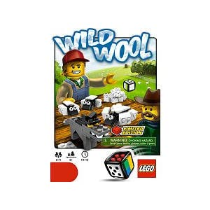 LEGO board game: Wild Wool!