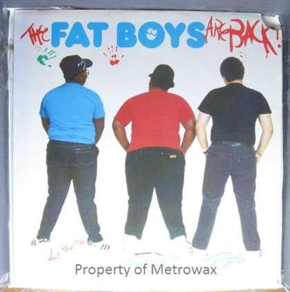 FAT BOYS - The Fat Boys Are Back - Zortam Music