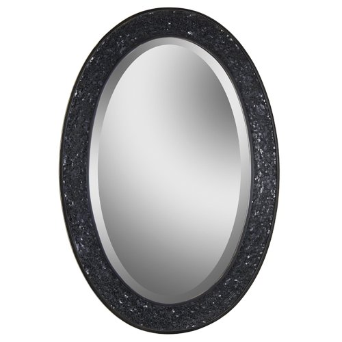 Ren-Wil Mt1075 Harmony Oval Mirror back-683110