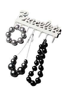 bracelets schmuck haken perfekt f r die aufbewahrung von halsketten und armb ndern kann an. Black Bedroom Furniture Sets. Home Design Ideas