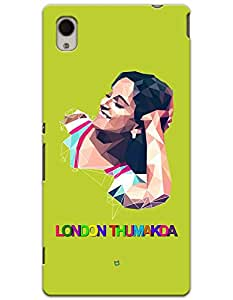 myPhoneMate London Thumakda case for Sony Xperia M4