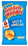 GOLDEN WONDER CRISPS S&V 16x6PK