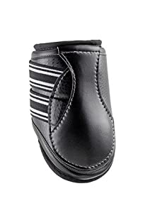 Buy D-Teq Boot Hind Black Ostrich L by EquiFit