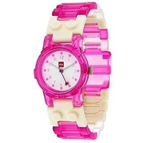 【クリックでお店のこの商品のページへ】[レゴ ウォッチ]LEGO WATCH 腕時計 Belville 9002885 ガールズ: 腕時計通販