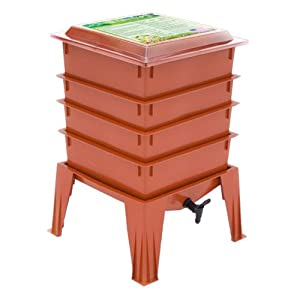 Worm Factory 360 Worm Composter from Cascade Manufacturing Sales, Inc.