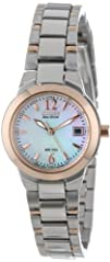 Citizen Womens EW1676-52D Silhouette Sport Eco Drive Watch