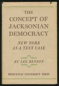 The Concept of Jacksonian Democracy: New York as a Test Case (Princeton Legacy Library) download ebook