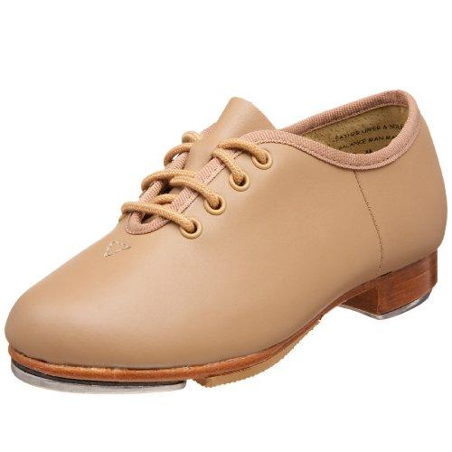 Capezio Toddler/Little Kid Hoof Master Cg100C Tap Shoe,Caramel,2 M Us Little Kid front-1063039