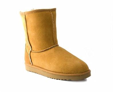 Women's J.U.S.T Sheepskin Boots 33
