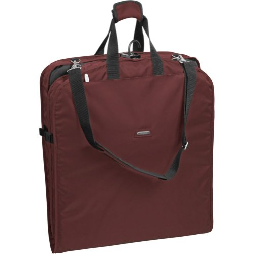 WallyBags 52 Inch Shoulder Strap Garment Bag