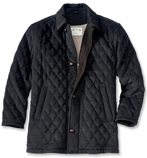 Quilted Wool Barn Coat - Buy Quilted Wool Barn Coat - Purchase Quilted Wool Barn Coat (Orvis, Orvis Coats, Orvis Mens Coats, Apparel, Departments, Men, Outerwear, Mens Outerwear, Coats, Full Length, Mens Coats, Full Length Coats, Mens Full Length Coats)