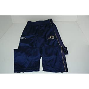 St Louis Rams Gym Exercise Pants Size Medium 5-6