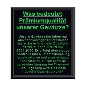 Moritzen Warenvertrieb - Senfmehl aus Gelbsenf Senf, Gewürz - 1KG von Moritzen-Gewürze auf Gewürze Shop