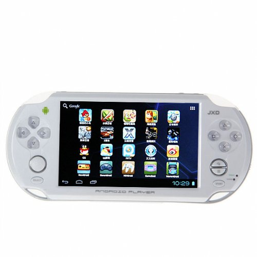 P&o Jxd S5110 Mp3/Mp4/Mp5 Game Player Android