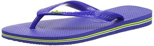 Havaianas Brasil, Infradito Unisex-adulto, Blu (Marine Blue), 43/44 EU (41/42 BR)
